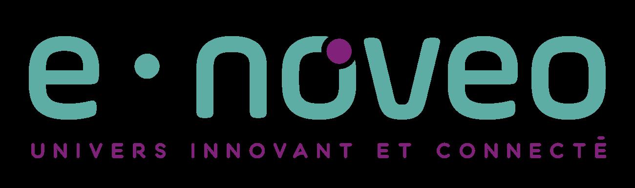e.noveo et baseline sans logo en couleur