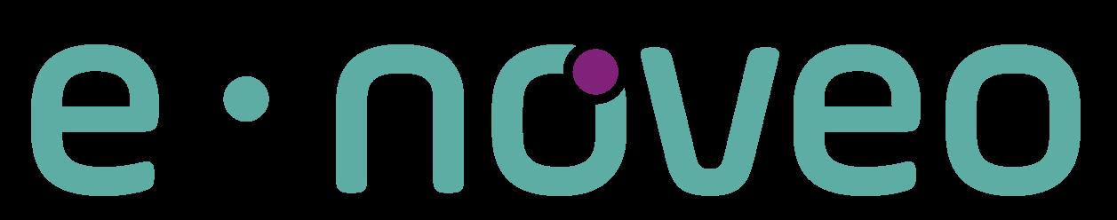 e.noveo sans logo et baseline en couleur